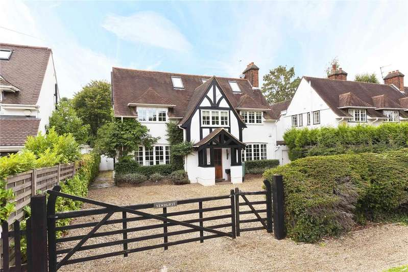 5 Bedrooms Detached House for sale in Littleworth Avenue, Esher, Surrey, KT10