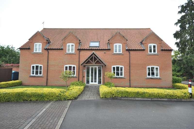 2 Bedrooms Flat for sale in Long Acre, Bingham, Nottingham