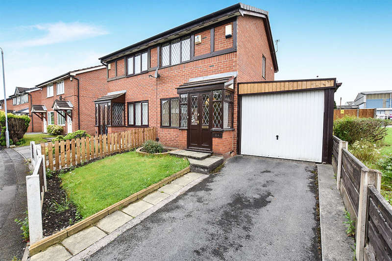2 Bedrooms Semi Detached House for sale in Riverside Road, Radcliffe, Manchester, M26