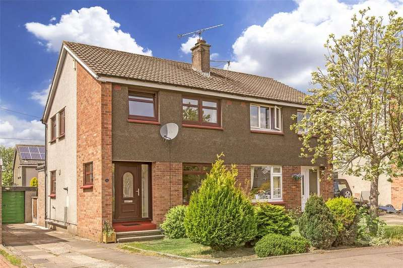 3 Bedrooms Semi Detached House for sale in 44 Newmains Road, Kirkliston, West Lothian, EH29