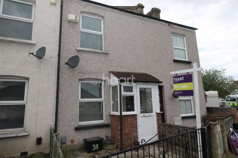 2 Bedrooms Terraced House for sale in Lawrence Hill Road, Dartford, DA1