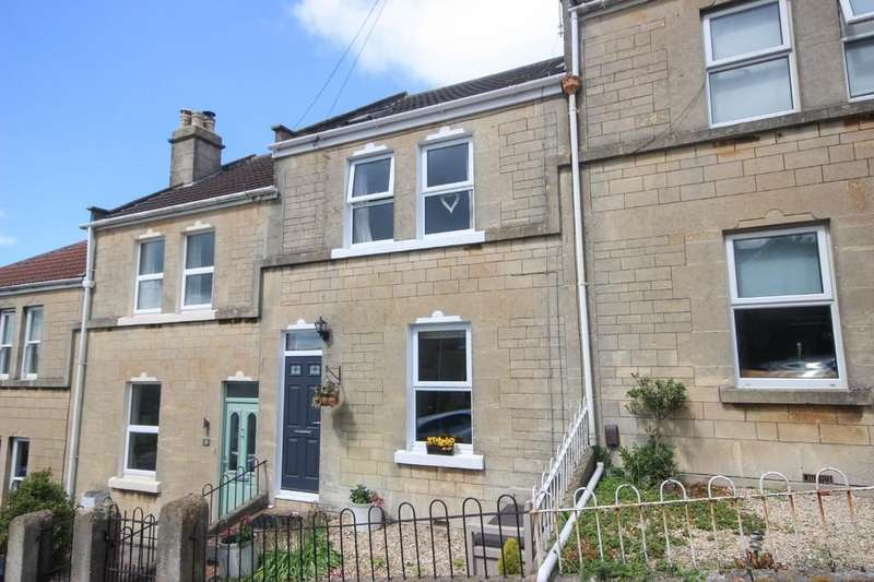 3 Bedrooms Terraced House for sale in Englishcombe Rise, Odd Down, BATH