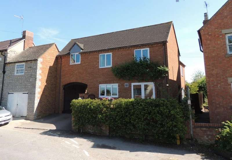 5 Bedrooms Detached House for sale in Ardens Grafton, Warwickshire