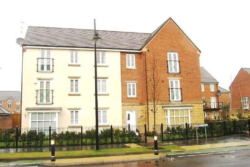 2 Bedrooms Flat for sale in Glendale Walk, Great Sankey, Warrington