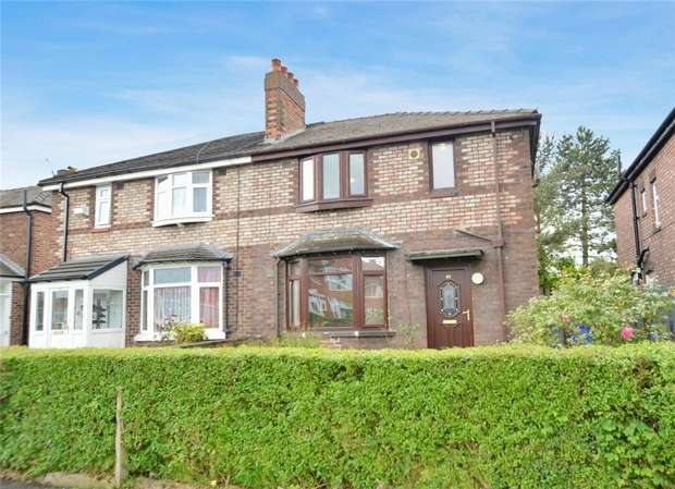 3 Bedrooms Semi Detached House for sale in Broadhill Road, Burnage, Manchester