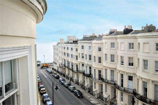1 Bedroom Flat for sale in Eaton Place, BRIGHTON, BN2