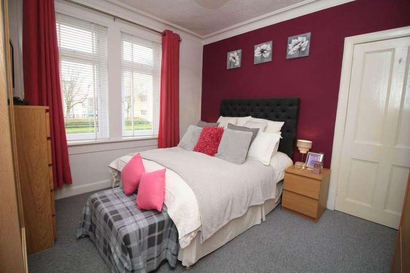 1 Bedroom Ground Flat for sale in Newmarket, Bannockburn, Stirling