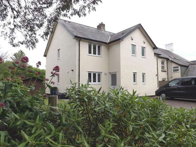 3 Bedrooms Semi Detached House for sale in Ashburton