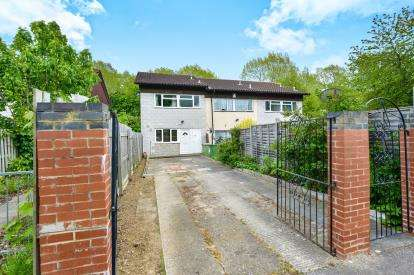 3 Bedrooms End Of Terrace House for sale in Daniels Welch, Coffee Hall, Milton Keynes, Buckinghamshire