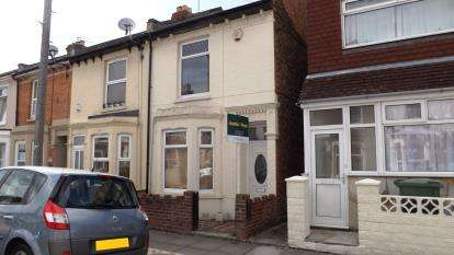 2 Bedrooms End Of Terrace House for sale in Southsea, Hampshire, United Kingdom