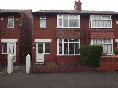 3 Bedrooms Semi Detached House for sale in Penrhyn Road, Edgeley, Stockport, Greater Manchester