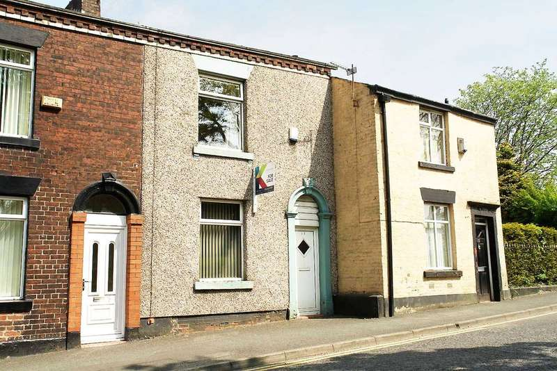 3 Bedrooms Terraced House for sale in 12 Turf lane, Royton
