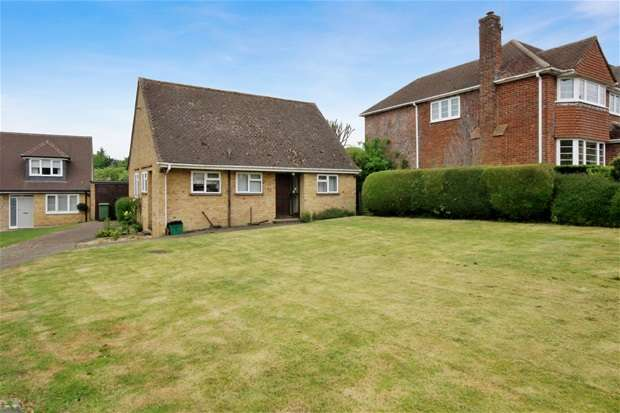 2 Bedrooms Bungalow for sale in Paddock Wood, Harpenden
