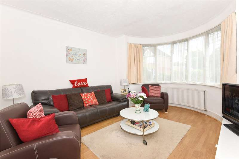 3 Bedrooms Terraced House for sale in Thurlstone Road, Ruislip, Middlesex, HA4