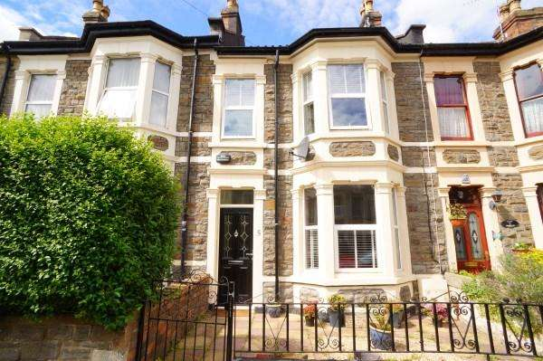 2 Bedrooms House for sale in Lawn Road, Fishponds, Bristol, BS16 5AX