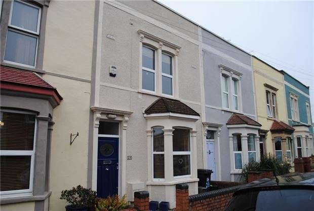3 Bedrooms Terraced House for sale in Hawthorne Street, Totterdown, Bristol, BS4 3DD