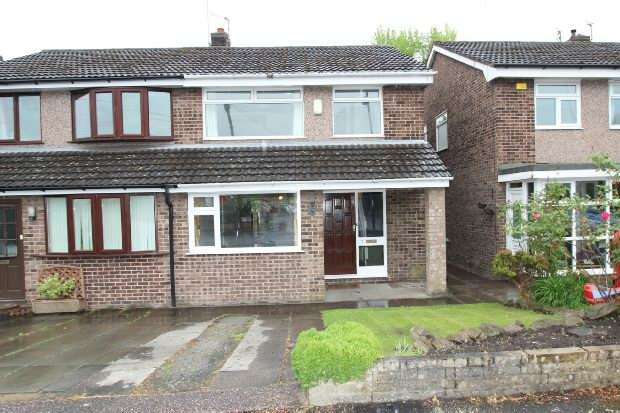 3 Bedrooms Semi Detached House for sale in Prestbury Avenue, Altrincham