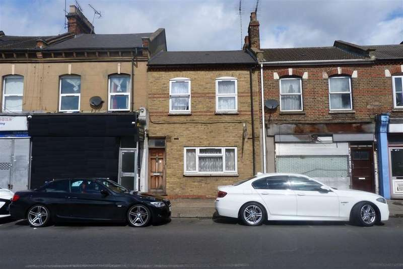 3 Bedrooms Terraced House for sale in High Road, Willesden, London