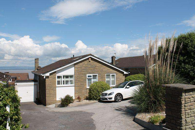 2 Bedrooms Detached Bungalow for sale in Down Road, Portishead