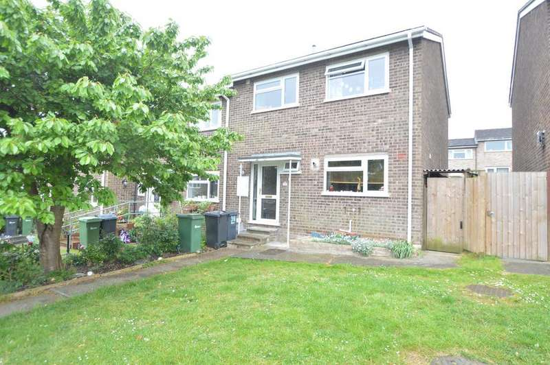 3 Bedrooms End Of Terrace House for sale in Godwin Close, Halstead CO9