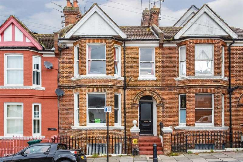 3 Bedrooms Maisonette Flat for sale in Hartington Road, Brighton