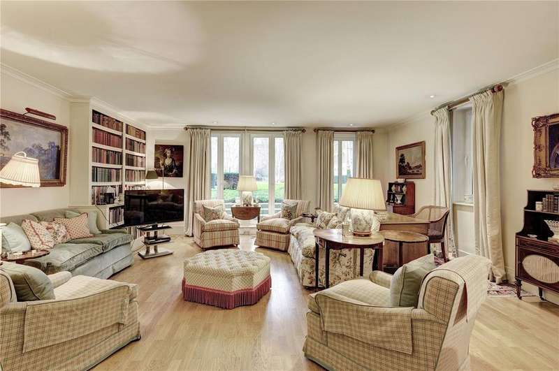 3 Bedrooms Flat for sale in Bailey House, 552, Kings Road, London, SW10