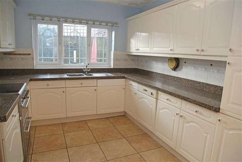 2 Bedrooms Bungalow for sale in High Street, Kibworth