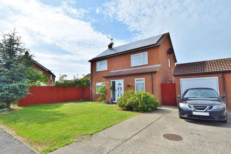 4 Bedrooms Detached House for sale in Peartree Road, Herne Bay