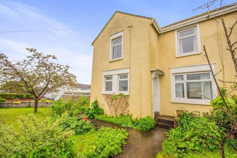 3 Bedrooms Semi Detached House for sale in Gelli Estate, Llanharry, Pontyclun