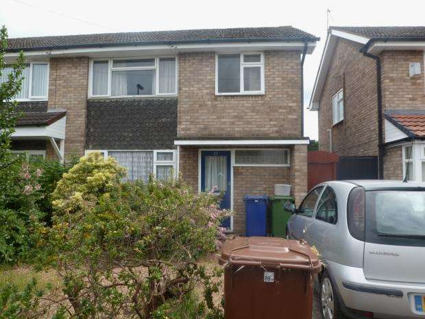 3 Bedrooms Semi Detached House for sale in John Till Close Rugeley