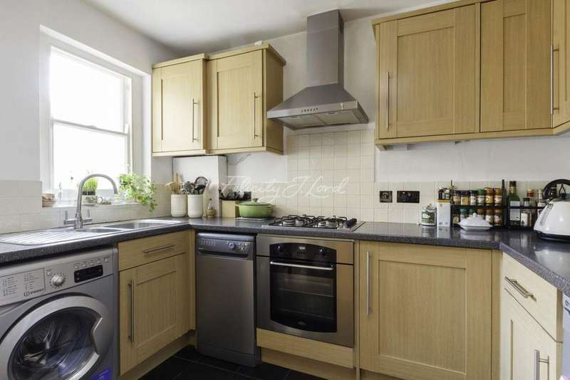 2 Bedrooms Flat for sale in Ordell Court, E3