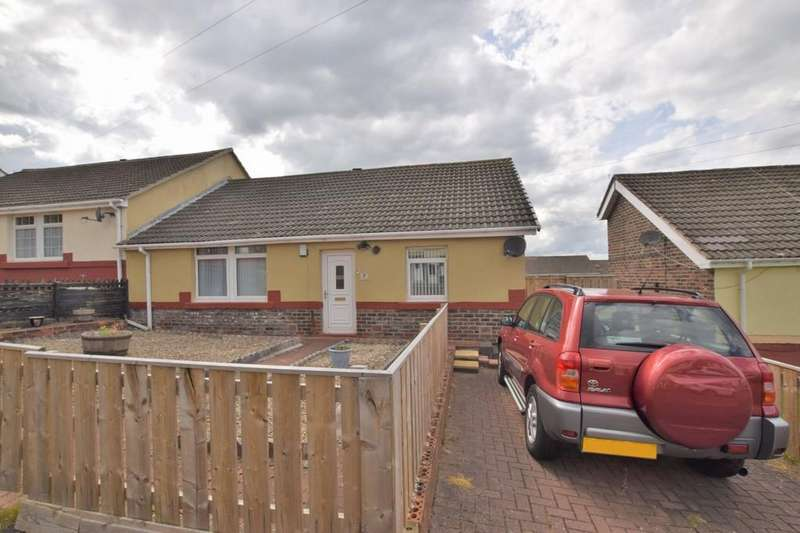 3 Bedrooms Semi Detached Bungalow for sale in Beech Terrace, Craghead, Stanley