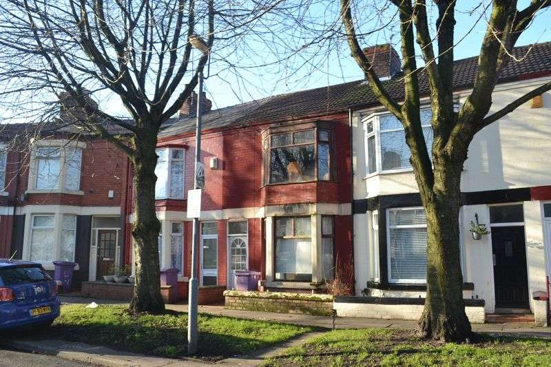3 Bedrooms Terraced House for sale in Ince Avenue, Walton, Liverpool L4