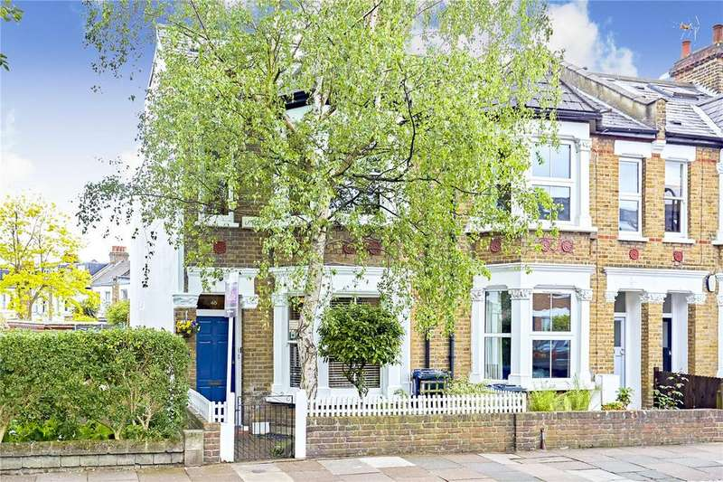 4 Bedrooms End Of Terrace House for sale in Church Path, Chiswick, London, W4