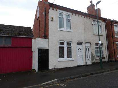 4 Bedrooms Semi Detached House for sale in Merchant Street, Bulwell, Nottingham, Nottinghamshire