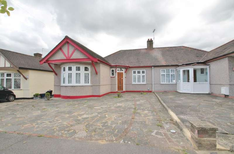 2 Bedrooms Bungalow for sale in QUEENBOROUGH GARDENS, GANTS HILL