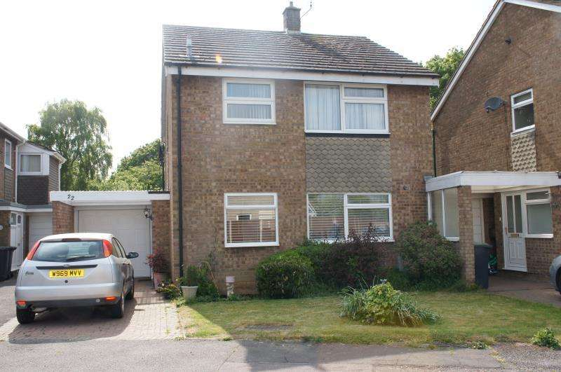 3 Bedrooms Detached House for sale in Bowling Green Road, Cranfield