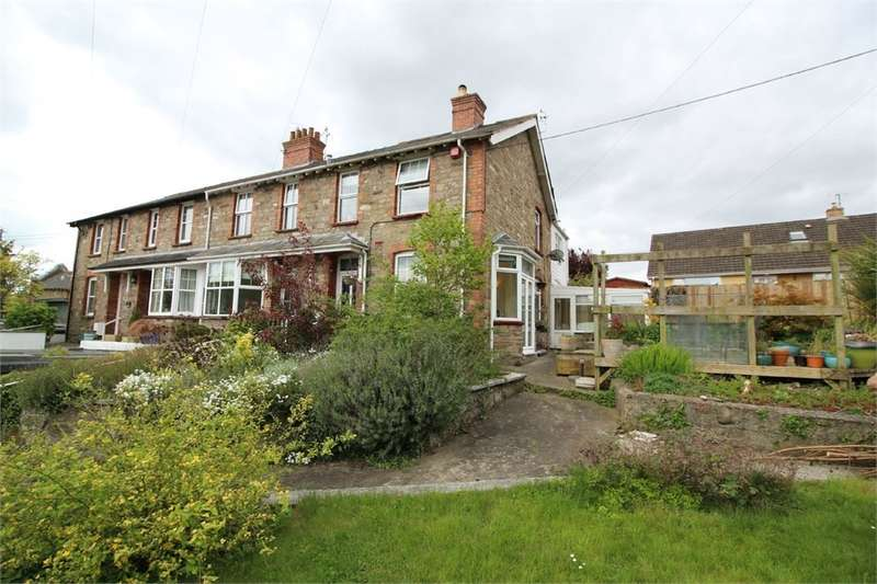 3 Bedrooms End Of Terrace House for sale in Llanfoist, Abergavenny, NP7