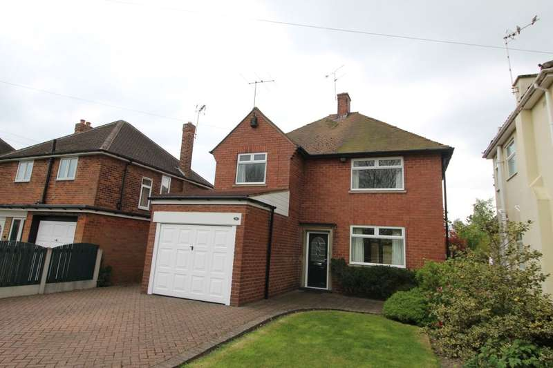 3 Bedrooms Detached House for sale in Bracken Lane, Retford, DN22