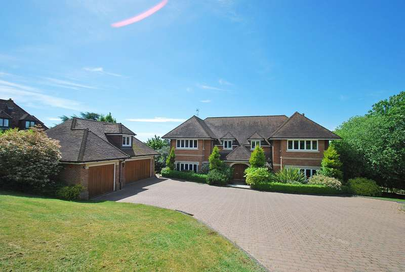 6 Bedrooms Detached House for sale in Harvest Hill, Bourne End, SL8