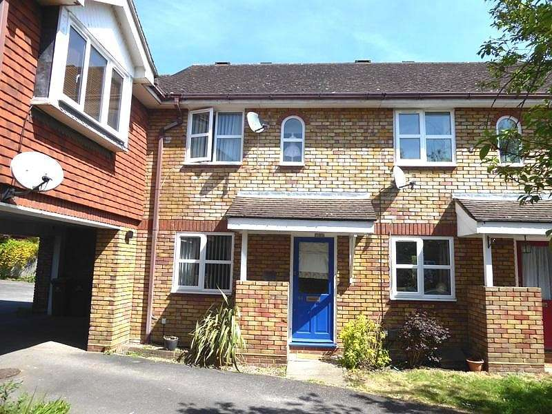 2 Bedrooms House for sale in Jenkyns Close, Botley, SO30
