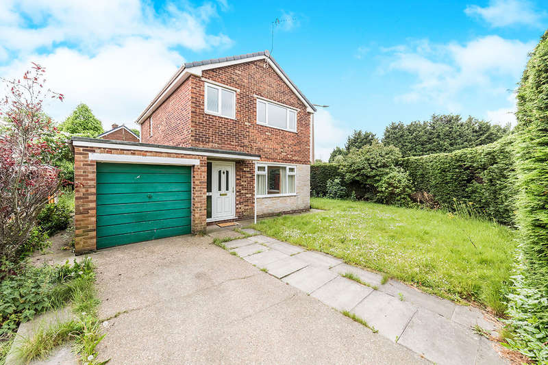 3 Bedrooms Detached House for sale in Rushley Close, Auckley, Doncaster, DN9
