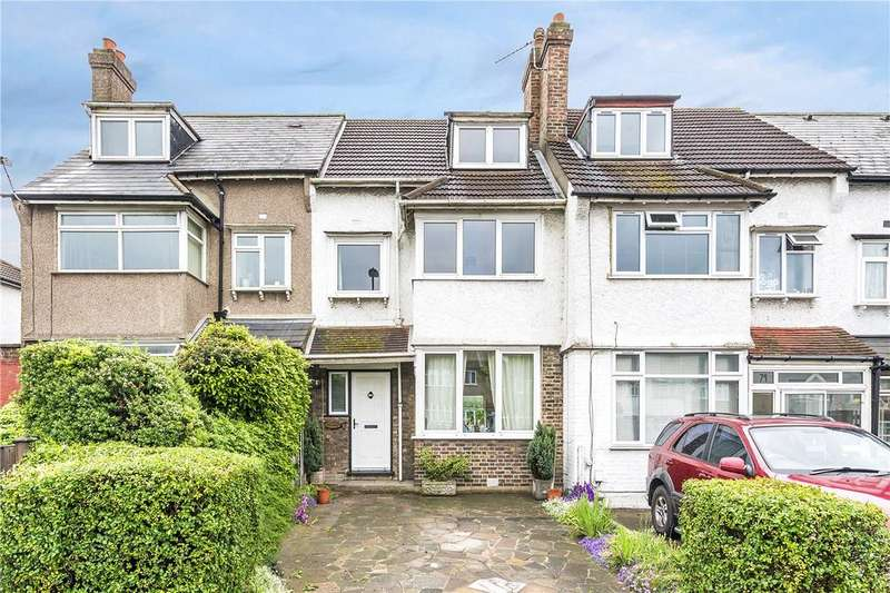 5 Bedrooms Terraced House for sale in Streatham Vale, London, SW16