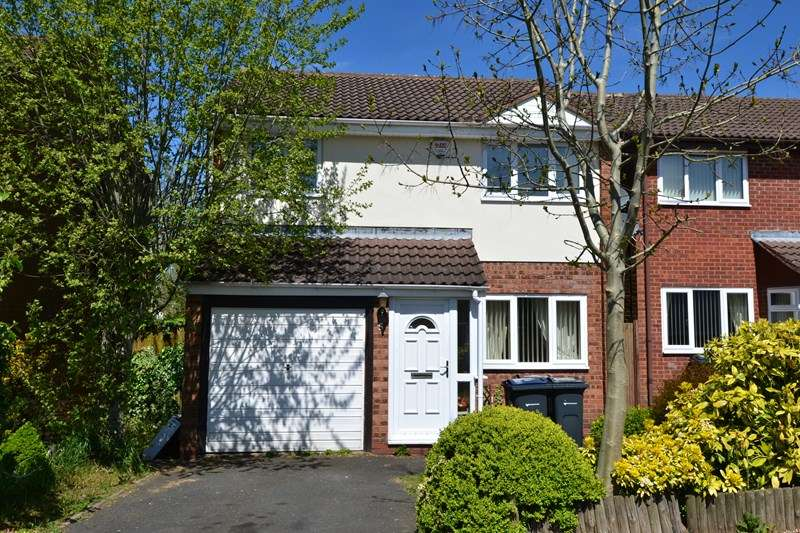 3 Bedrooms Detached House for sale in Hagley Park Drive, Rednal, Birmingham