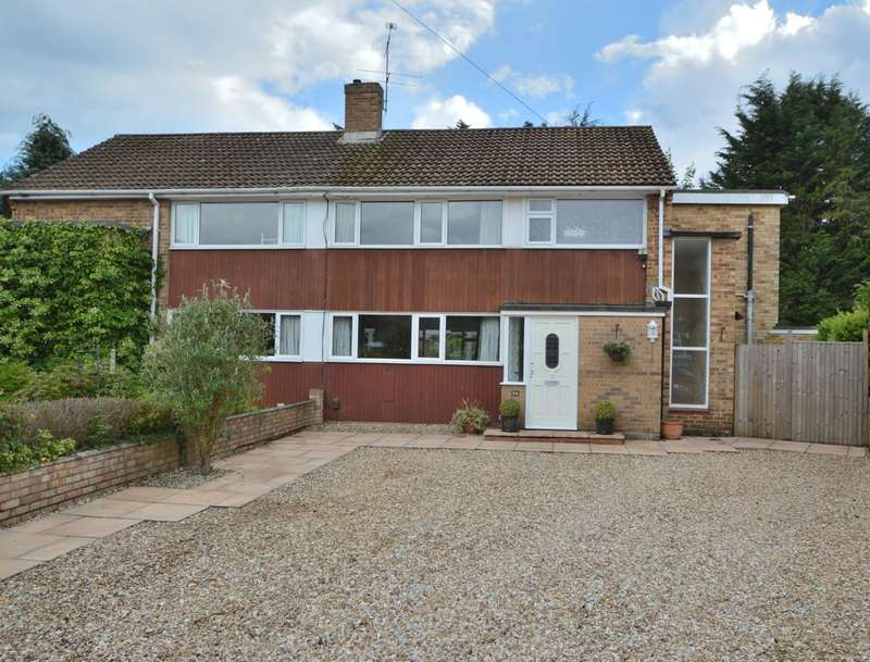 4 Bedrooms Semi Detached House for sale in Chandler's Ford