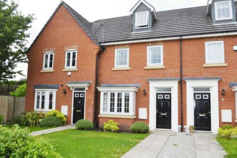 3 Bedrooms Town House for sale in Campion Grove, Park Meadows