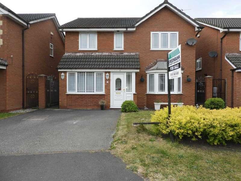 4 Bedrooms Detached House for sale in Glen Way, Shevington Park