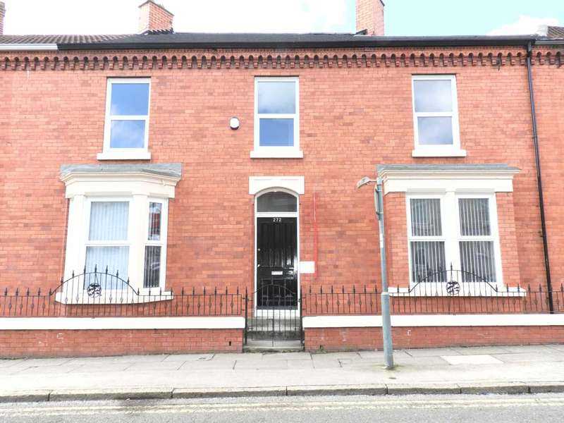 3 Bedrooms Terraced House for sale in Walton Breck Road, Anfield