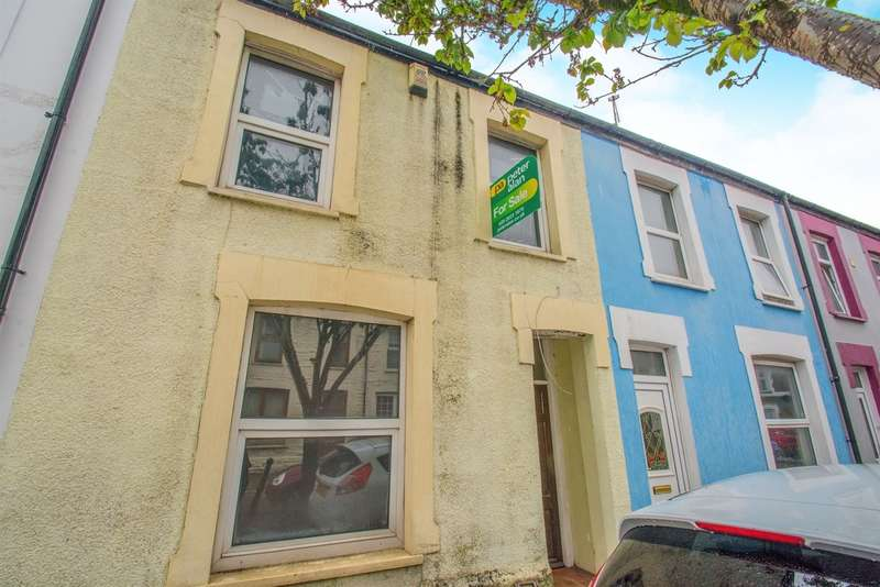 3 Bedrooms Terraced House for sale in Rhymney Street, Cardiff