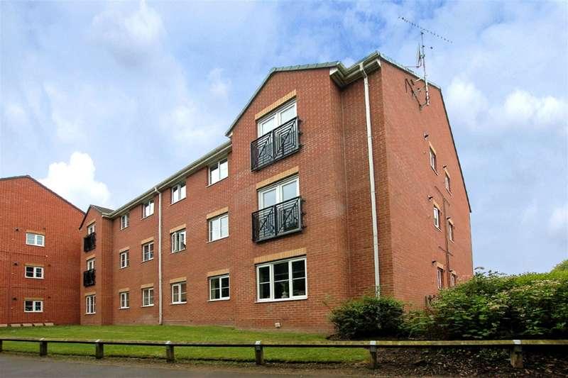 2 Bedrooms Flat for sale in The Infield, Halesowen, B63 2TE